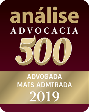 análise advocacia 500 - advogada mais admirada 2019